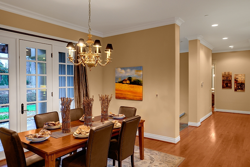 Staging A Dining Room Staging The Dining Room Cool Inspiration Design Dining Room Design Ideas
